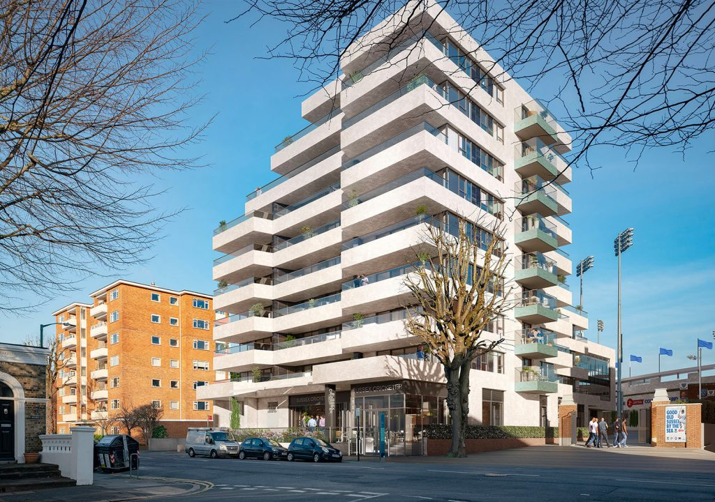 The Tate Residences, Hove